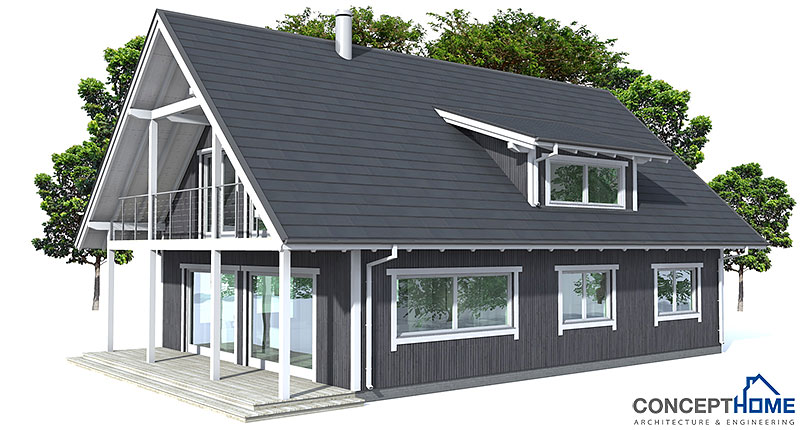 Building a tiny house affordable to build small house plan for Small house plans with cost to build