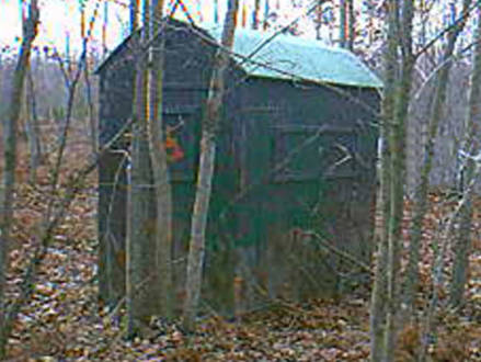 Hunting Shack Building Plans Deer Hunting Cabin Plans