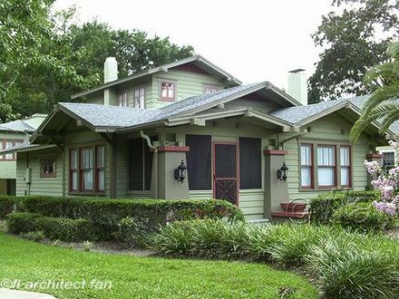 Craftsman Bungalow Style Homes Craftsman Style Homes Cottage