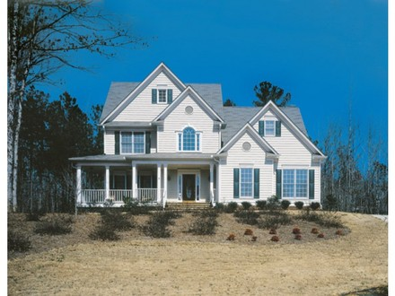 Open Floor Plan Colonial Homes Colonial Home Plans Country Classics