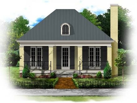 French Colonial Homes House Plans Dutch Colonial House