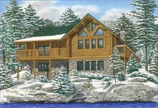 2 Bedroom Log Cabin Homes Kits Log Cabin Homes 3 Bedroom