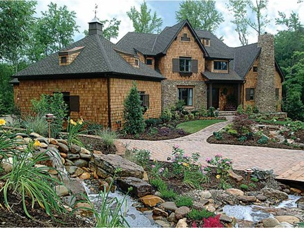 French Country House Exteriors Old French Country House Plans