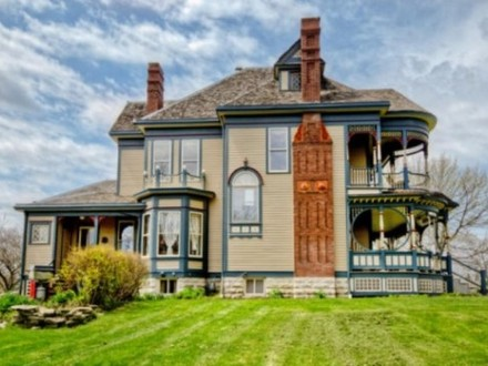 Old Victorian Queen Anne House Old Victorian Queen Anne House
