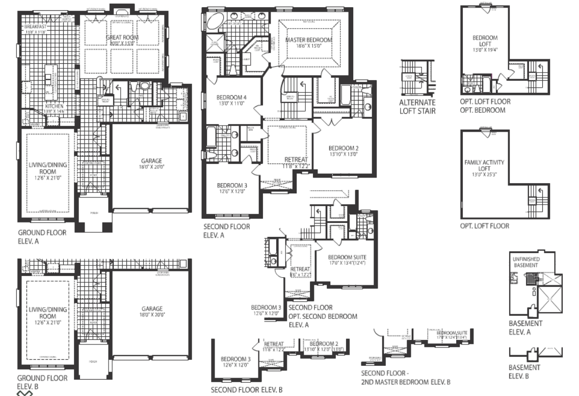 The fillmore group house plans group home floor plans for Group home floor plans