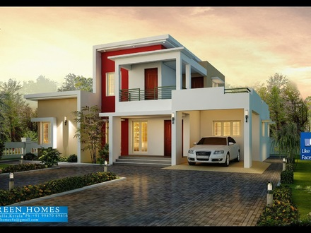 3-Bedroom Section 8 Homes Modern 3 Bedroom House Designs