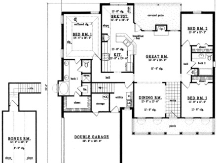 7000 square feet pole sheds 7000 square feet house plans for 7000 sq ft house plans