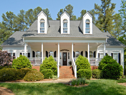 Colonial Style Homes with Front Porch Cape Cod Style Homes