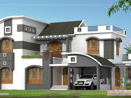 Design Home Modern House Plans Modern House Home in Design 140 Sq Yards