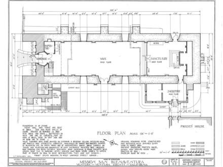 Residential Floor Plans Mission Floor Plan Architectural Drawings