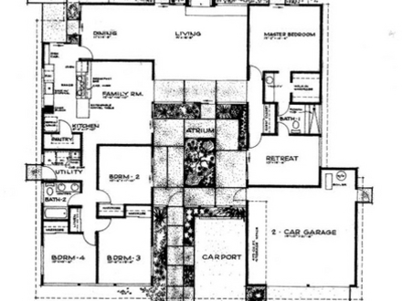 Rummer Homes Floor Plan Rummer Homes Portland Oregon