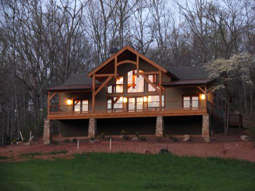 Timber frame home house plans small timber frame homes for Ranch timber frame plans