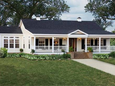 Triple Wide Mobile Homes with Porch Triple Wide Mobile Homes Interior