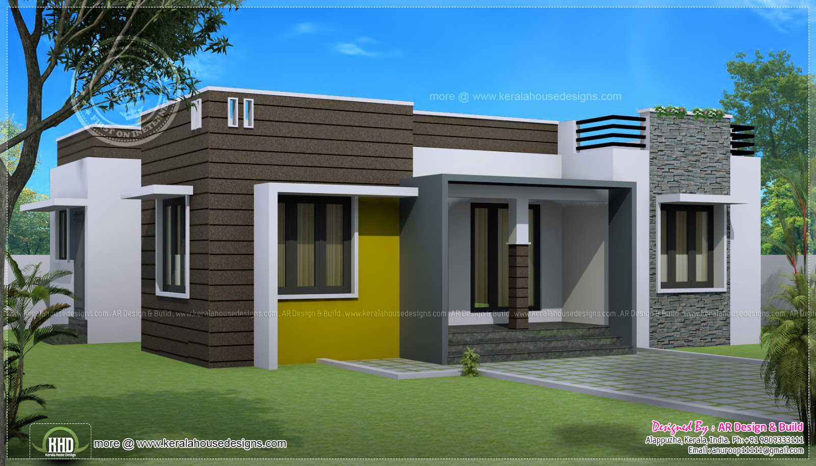 Modern House Plans 1000 Sq FT House Plans Under 1000 ...