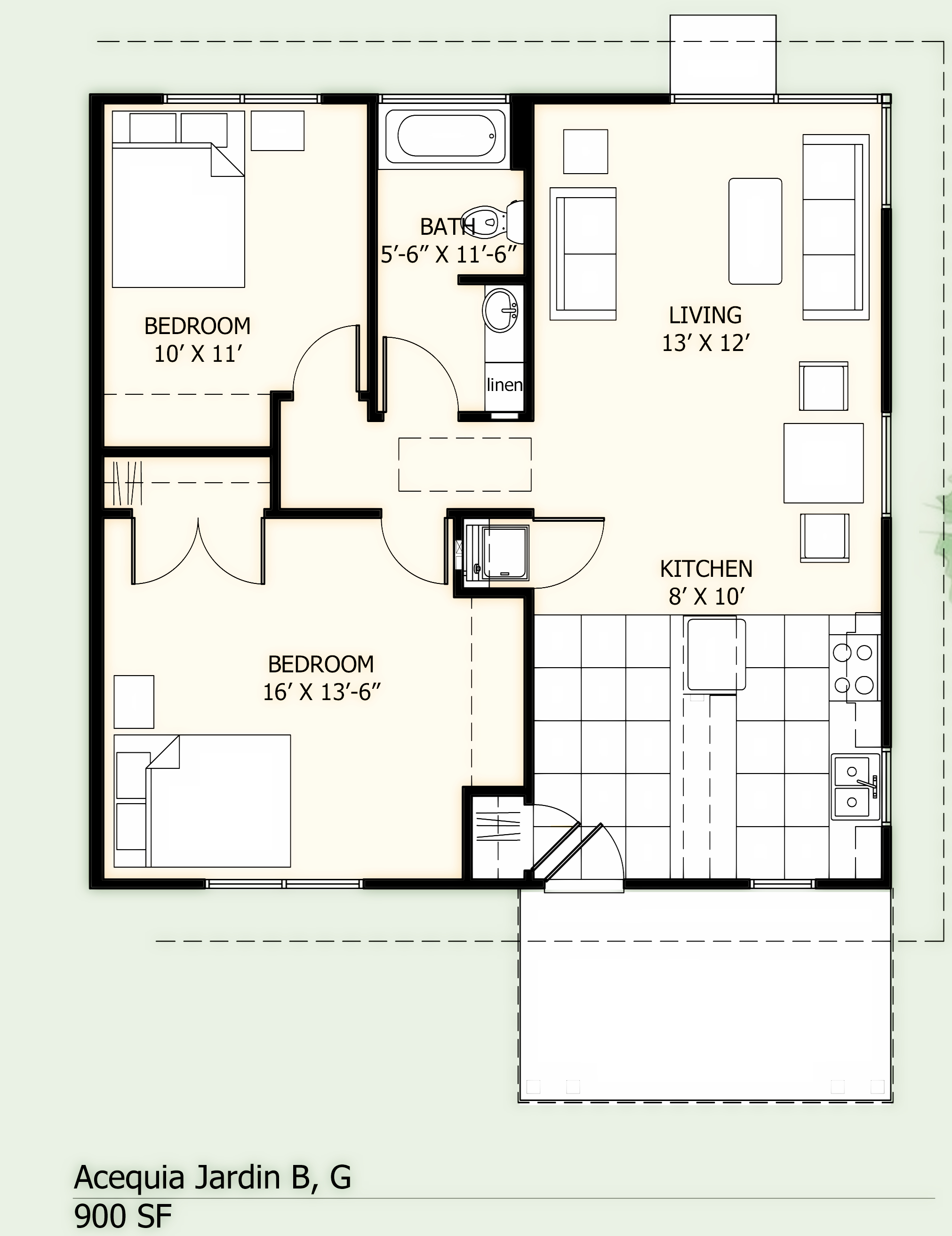 900 Square Feet Apartment 900 Square Foot House Plans