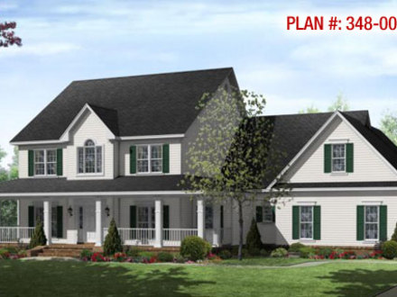 Tennessee Small Farmhouse Small Country Farmhouse House Plans