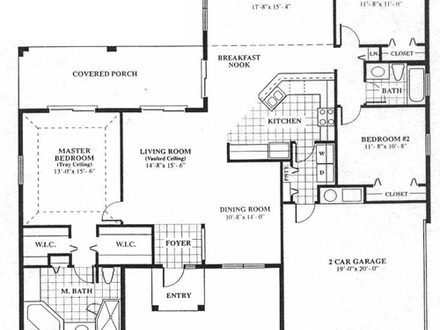 Holiday homes floor plans holiday city berkeley floor for Holiday house plans