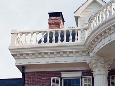 House Columns Designs House with Brick Columns Designs