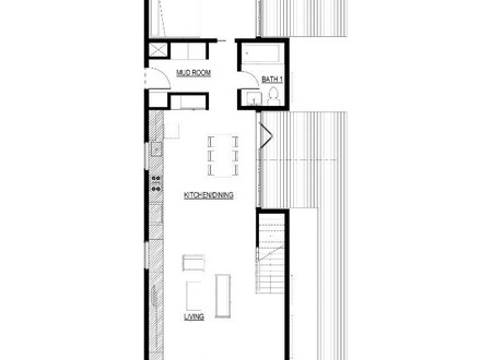 House Plans with Loft Small House with Loft