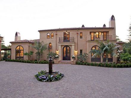 Spanish Colonial Architecture Spanish Colonial Mansion Style Homes Exterior