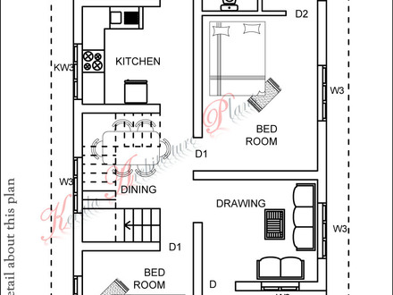 3 Bedroom House Plans 3 Bedroom 1 Floor Plans
