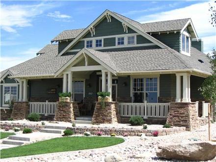 Home Style Craftsman House Plans Craftsman House Plans Ranch Style