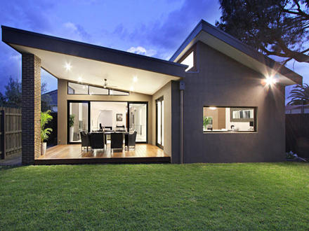 Small Modern Ranch House Small Modern Contemporary Homes