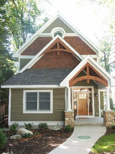 Small Two Story House Design: Small 2 Story Cottage Prefab Cottage Small Houses, Lake