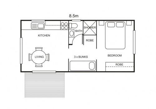 1 room cabin plans small cabin plans 1 bedroom one bedroom cabin plans one 15507