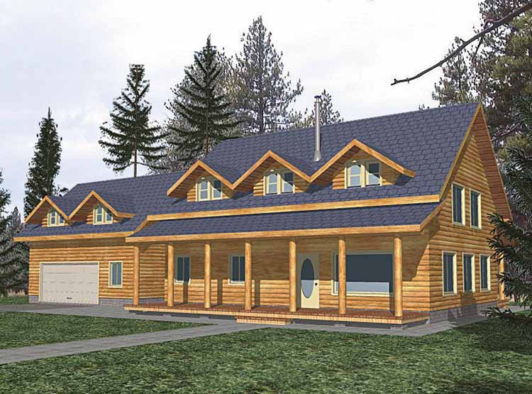 Western Ranch House Plans Rustic Ranch Style House Plans