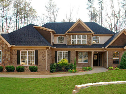 House Plans with Brick Exterior Brick House Plans with Porches