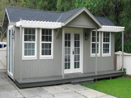 600 Sq FT Guest House Plans 600 Sq FT Cottages