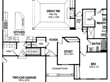 The Perfect Small Cabin Plans Perfect Little House Floor Plan