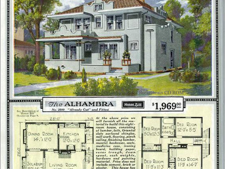 Old Sears Catalog Craftsman House Plans Sears Catalog Oops