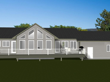 Ranch House Plans with Lots of Windows Ranch House Plans with Porches
