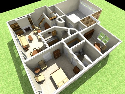 Free Home Plans and Designs Free Tiny House Plans