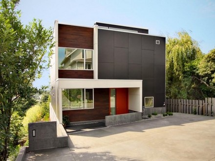 Mid-Century Modern Homes Contemporary Home Modern House
