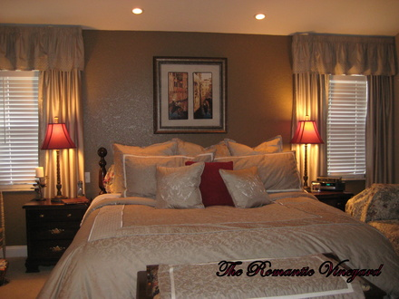 Master Bedroom Decorating Ideas Romantic Bedroom Decorating Ideas