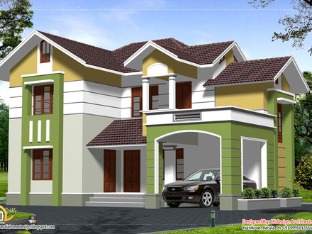 2 Story Home Floor Plans 2 Story Home Design Styles