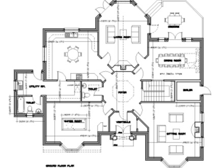 House Plans and Designs Modern House Plans