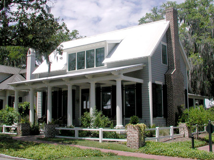 Southern Country Cottage House Plans Small Cottages Country Southern