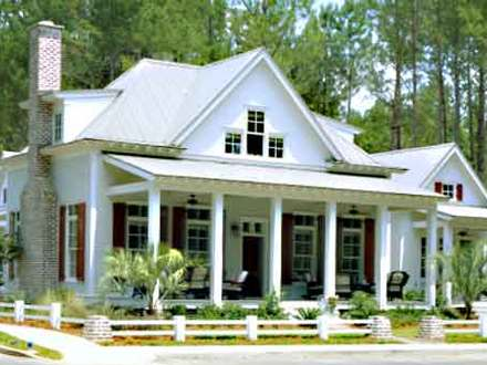 Country House Plans with Porches House Plans Southern Living Cottage of the Year