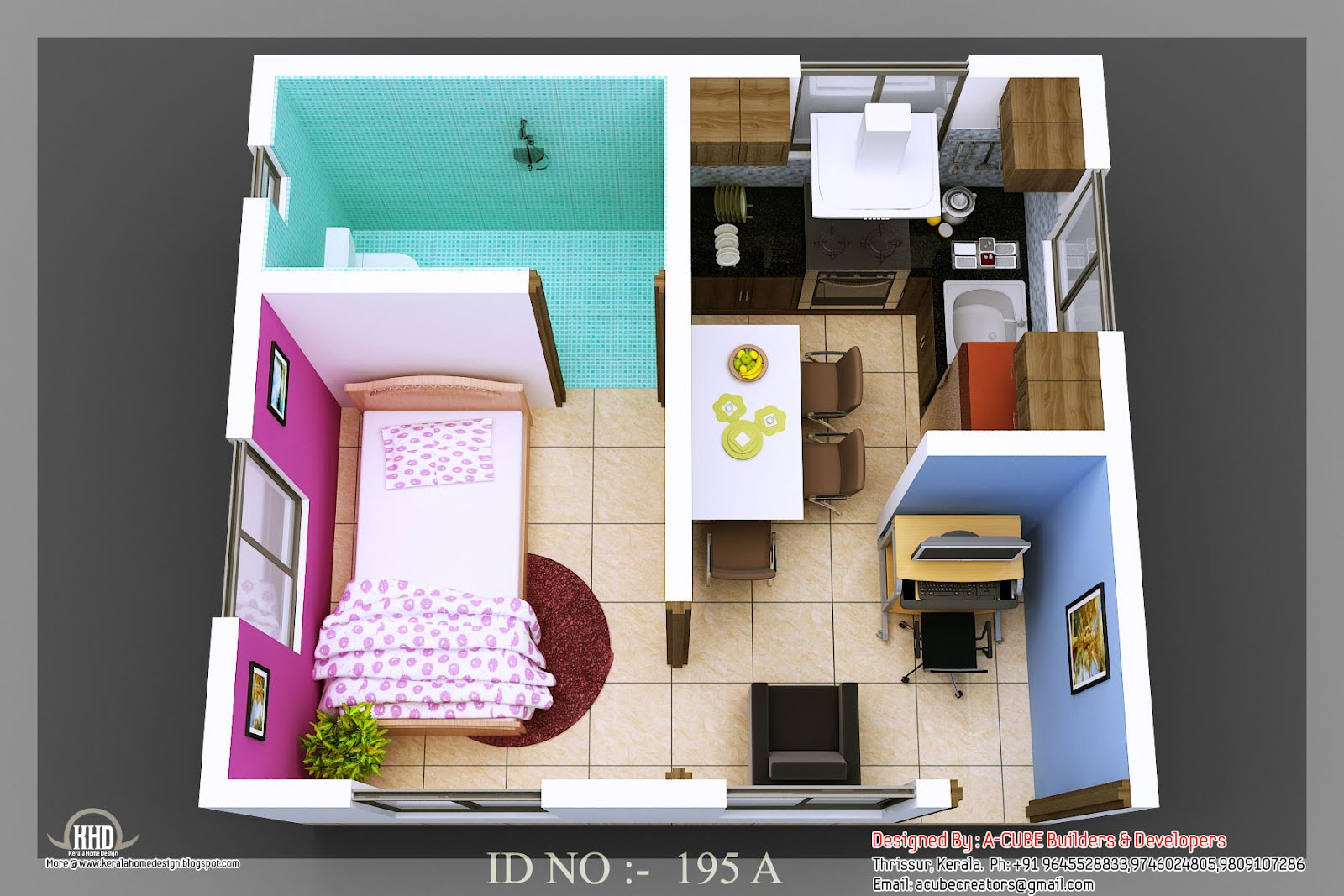 Interior Design Small House Plans Interior Design For