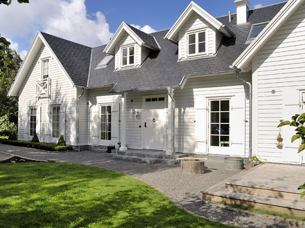 New england house architectural style new england style for New england architectural styles