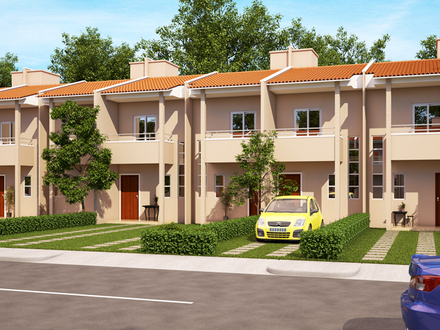 Small Modern Townhouse Design Small Home Designs