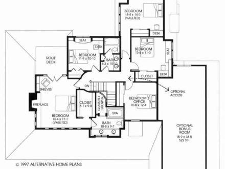 Home design alternatives house plans unconventional house for Alternative house designs