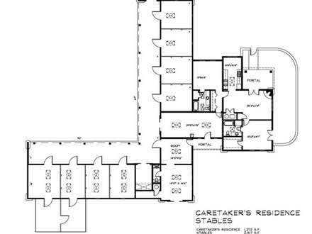 Small Guest House Designs 16X22 Guest House Designs Floor Plans