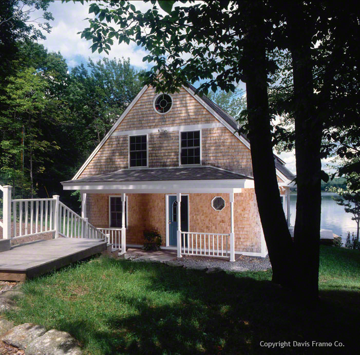 Small Timber Frame Home Kits Small Timber Frame House Plans