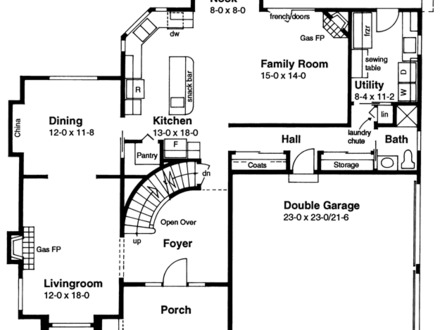 Architectural Designs House Plans Floor Home House Plans