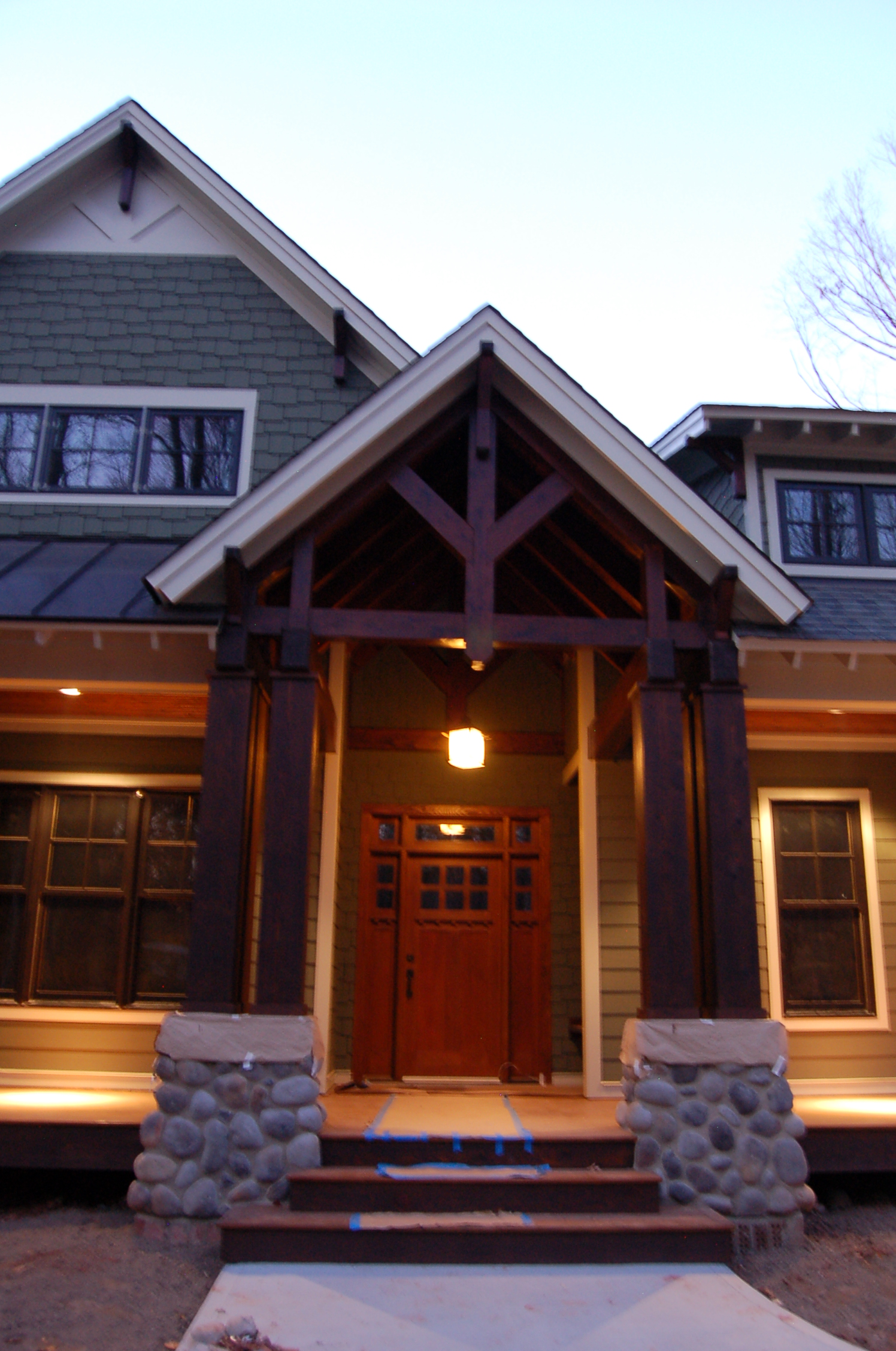 Craftsman Style Home Decorating Ideas: Modern Craftsman Style Homes Rustic Craftsman Style Homes